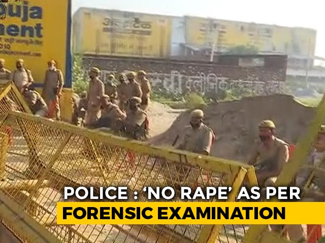 """Video : Forensic Report On Hathras Victim Backs """"No Rape"""" Claim But Doubts Remain"""