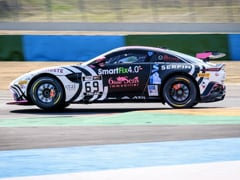 Akhil Rabindra Bags A Finish In Top 5 In The 2020 FFSA French GT Championship Round 3
