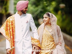 Trending: TV Actress Niti Taylor Reveals She Married Parikshit Bawa In August