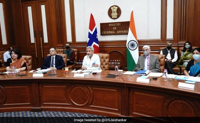 India, Norway Resolved To Boost Trade, Investment Ties