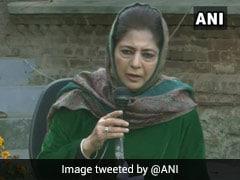 आर्टिकल 370 को लेकर महबूबा मुफ्ती का PM मोदी पर हमला - 'हर जगह फेल हो जाते हैं तो कश्मीर...'