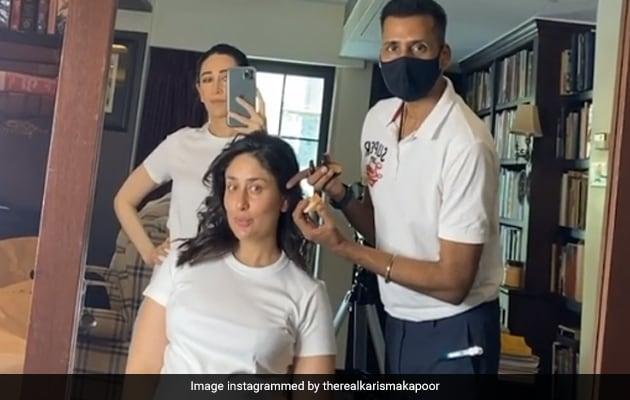 Spotted At Work: Kareena Kapoor And A Cute Baby Bump - NDTV