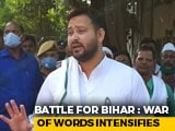 "Video : ""PM Has 6 Siblings"": Tejashwi Yadav On Nitish Kumar's ""8-9 Children"" Jibe"