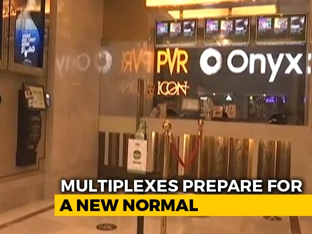 Video : Unlock 5: Cinemas Can Open With 50% Seating, States To Decide On Schools
