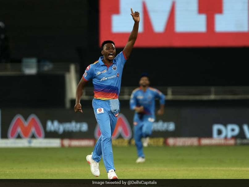 "IPL 2020, RCB vs DC: Kagiso Rabada Says Taking Him Off After First Over ""Wasnt A Bad Call"""