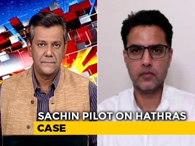 Video : 'Complete Destruction of Humanity': Sachin Pilot