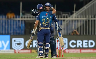 Mumbai Indians Thrash Chennai Super Kings By 10 Wickets