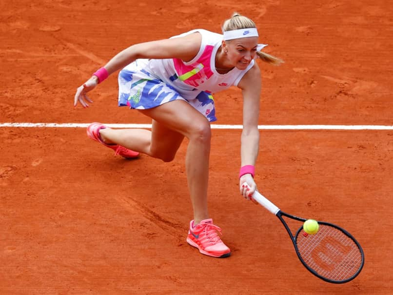 """French Open 2020: """"Its My Lucky Place,"""" Says Petra Kvitova After Making Roland Garros Semi-Finals After Eight Years"""