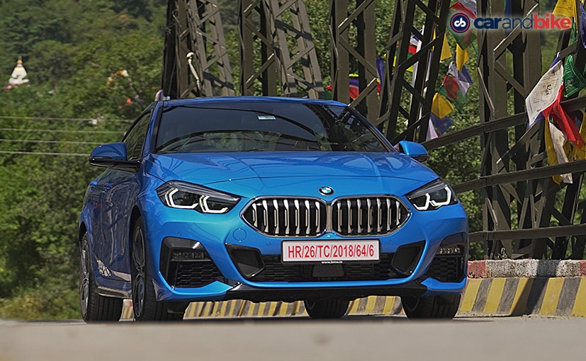 The 2 Series Gran Coup or 2 GC is the smallest entry sedan ever in BMW India's lineup
