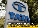 Video : Shapoorji Pallonji Group Files Plan In Top Court To Part Ways From Tata Group