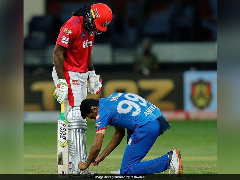 """Devil Is Always In The Detail"": Ravichandran Ashwin Teases Chris Gayle After Defeat vs KXIP"
