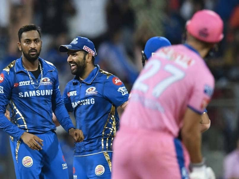 MI vs RR: When And Where To Watch Live Telecast of IPL 2020 Live Streaming