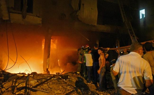 पूर्वांचल की सबसे बड़ी गल्ला मंडी के नजदीक भीषण आग, इलाके में हड़कंप