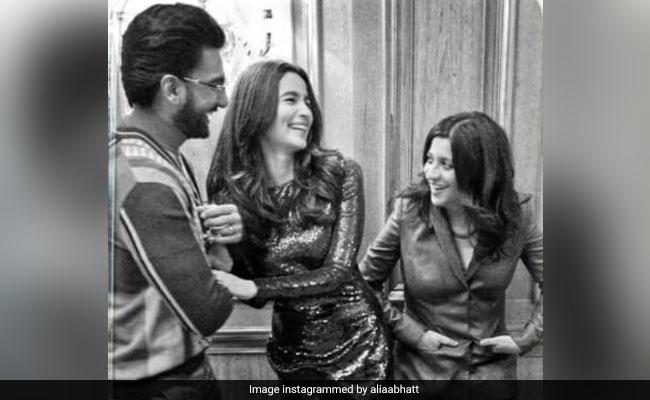 To 'Boss Lady' Zoya Akhtar On Her Birthday, With Love From Alia Bhatt