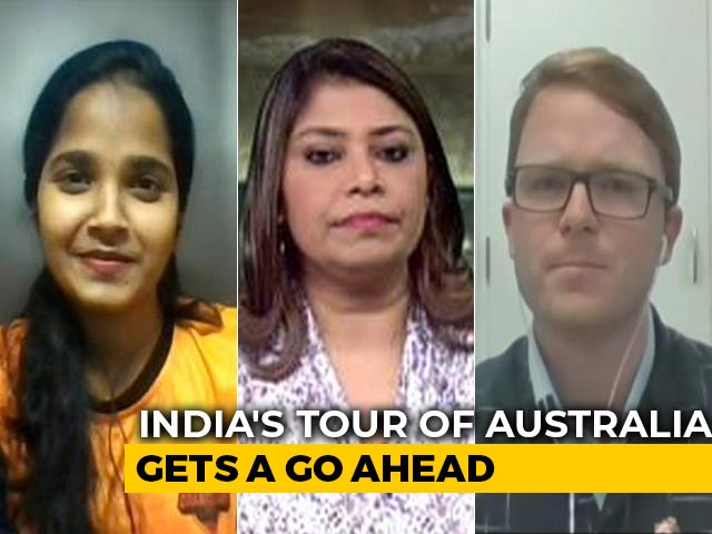 Video : It Will Be Great To Have Fans In For India's Tour Of Australia: Australian Vice Consul