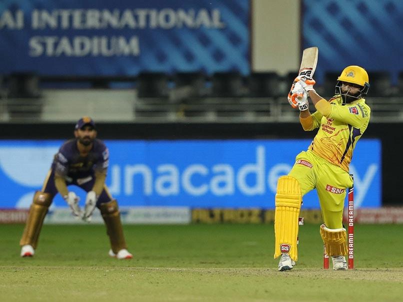 IPL 2020, CSK vs KKR: Sakshi Dhoni Reacts To Ravindra Jadeja's Hitting. See Pic