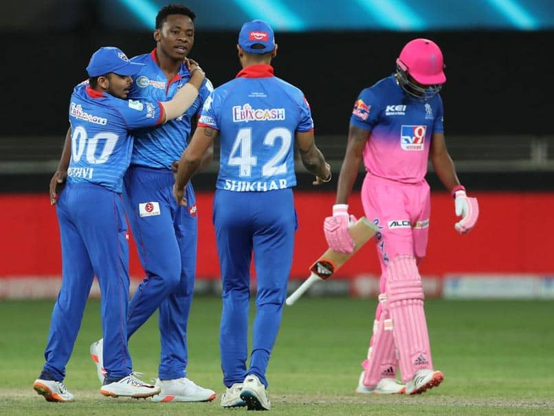 IPL 2020 Points Table: Delhi Capitals Go On Top After Edging Past Rajasthan Royals