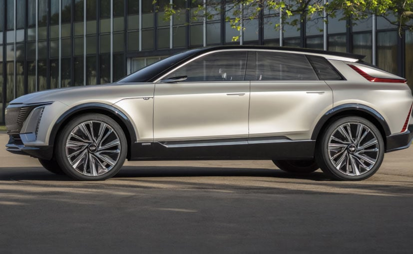 The next launch from Cadillac will be the Celestique SUV, which will be an EV.