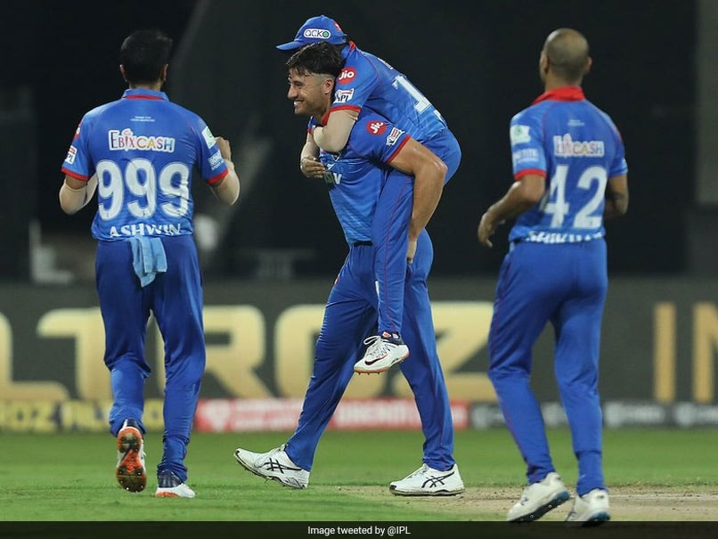 IPL 2020 Points Table: Delhi Capitals Go Top After Clinical Win Over Rajasthan Royals