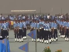Watch: At Indian Air Force's 88th Anniversary, Rafale Fighter Jets Highlight