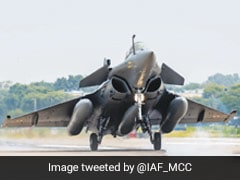 Air Force To Deploy Rafale, Sukhoi, Mirage 2000 Jets In Exercise With France