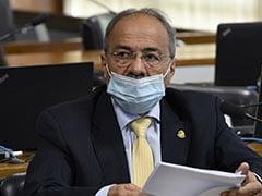 "Brazilian Senator Caught Hiding Money ""Between Buttocks"""