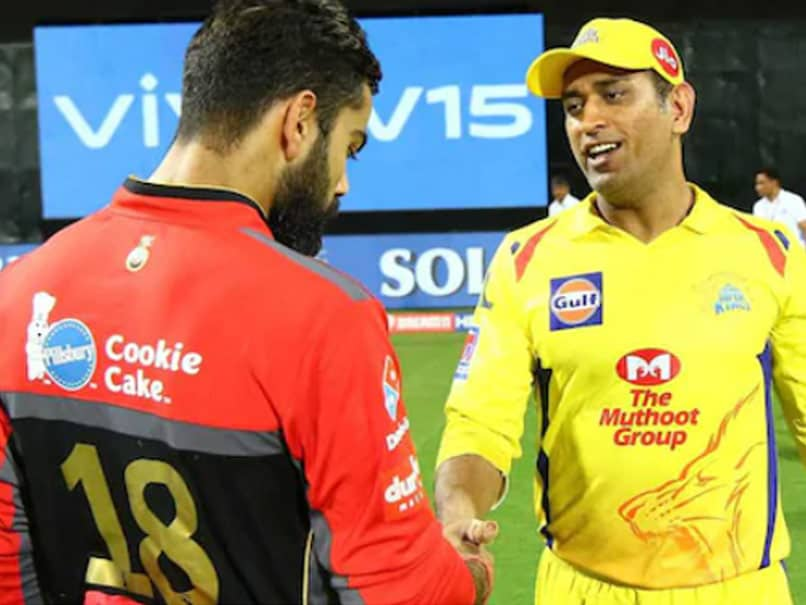 CSK vs RCB: Know All About When And Where To Watch Live Telecast of IPL 2020