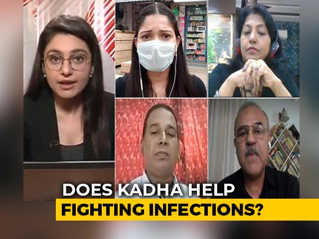 Video: Are You Drinking Too Much Kadha For Immunity?