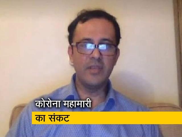 Videos : वायरस हमेशा जानवरों से मनुष्यों में जाने की कोशिश करते हैं: रमनन लक्ष्मीनारायण