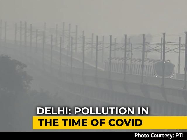 Video : Covid, Pollution Looming Large, Delhi Steers Clear Of Ravan Effigies
