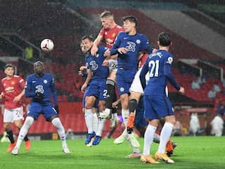 Premier League: No Home Comforts As Manchester United Held By Chelsea