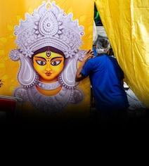 कोरोना इफेक्ट, 47 साल में पहली बार दिल्ली की सबसे बड़ी दुर्गा पूजा समिति में नहीं लगेंगे पंडाल..