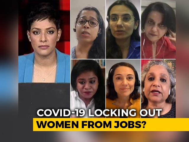 Video : WFH, Then Work For Home: Women Face The Brunt