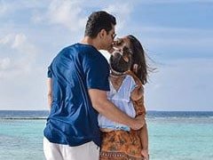 Neha Dhupia And Angad Bedi's New Vacation Pics From Maldives Are All About Sunshine And Love