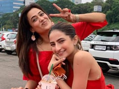 Shweta Tiwari, Covid-Free, Celebrated Her Birthday With Daughter Palak. See Pics