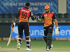 IPL 2020, RR vs SRH: Manish Pandey Roars Back Into Form As SunRisers Hyderabad Dominate Rajasthan Royals
