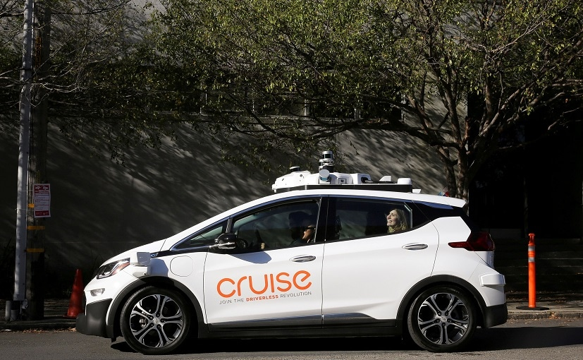 Cruise is the fifth company to receive the driverless permit in California