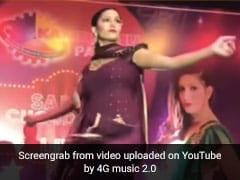 Sapna Choudhary ने 'गजबनपानी नेचाली'  गाने पर किया धमाकेदार डांस, बार-बार देखा जा रहा Video