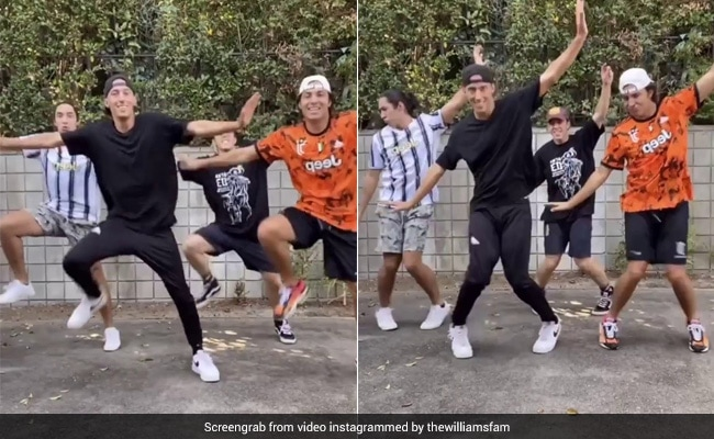 California Family's Dance To 'Tunak Tunak Tun' Is A Viral Hit