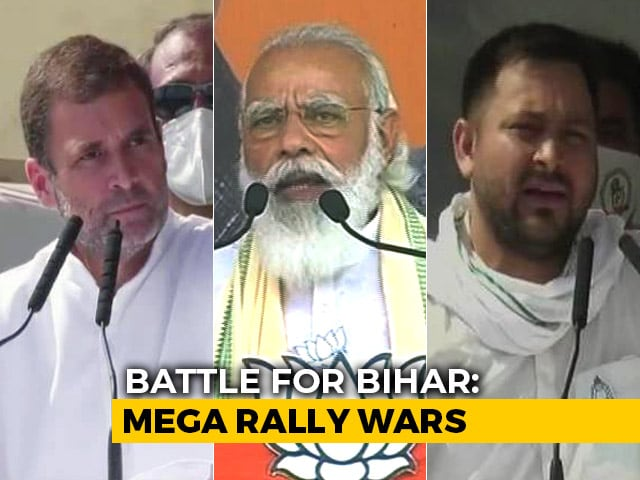 Video : Battle For Bihar: Who Has The Edge In High-Stakes Contest?