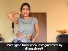 युजवेंद्र चहल की मंगेतर Dhanashree Verma ने 'सेनोरिटा' सॉन्ग पर दिखाए जबरदस्त डांस मूव्स, बार-बार देखा जा रहा है Video