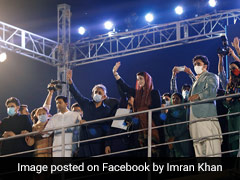 """""""Clueless Imran Khan Has To Go"""": Pak Opposition's Anti-Government Rally"""