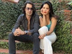 """Sunny Leone Gifts Daniel Weber The """"Best Husband"""" Title Because """"Sometimes I'm Impossible To Deal With"""""""
