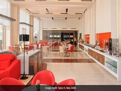 Buzzing With Life, Activity And Colour, Spice It - Ibis New Delhi Is A Happy Place To Be