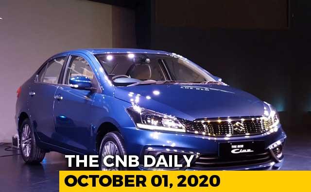 Video : Maruti Suzuki September Sales, Renault Kwid Neotech, Gixxer Colours