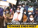 Video : Hindu Rao Hospital Doctors Go On Strike Over Non-Payment Of Salaries