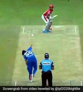 IPL 2020: निकोलस पूरन ने की चौके-छक्कों की बरसात, 28 गेंद पर ठोक डाले 53 रन - देखें पूरा Video