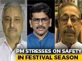 Video : Top Doctors Back PM Modi's COVID-19 Caution Amid Festive Season