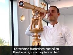 Viral Now: 5ft-Tall Telescope Made With Chocolate Looks Too Good To Eat!