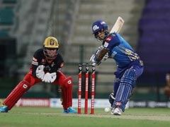 MI vs RCB Highlights : सूर्यकुमार यादव का नाबाद अर्धशतक, पांच विकेट से जीती मुंबई इंडियंस